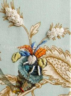 Fashion is My Muse: Aboriginal Beading Meets 18th Century France