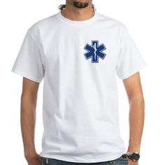 EMT and Paramedic Logo Shirts