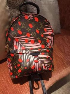 c62113b63fb8 Louis Vuitton Palm Spring Backpack M41981 Sugar Pink Poppy  louis  vuitton   backpack