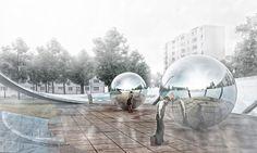 SO/AP Architectes' Warsaw Memorial Places Unity at its Center