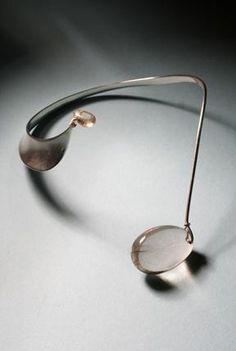 Vivianna Torun Dew Drop necklace