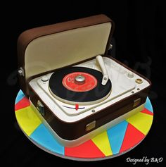 Berko record player