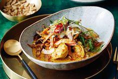 Peter Kuruvita shares his take on the Sri Lankan street food staple kottu roti.
