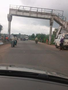 Shocking Photos Of Pedestrian Bridge Hanging Dangerously In Ikire   This is a pedestrian bridge about to fall in Ikire Osun state. Looks like a death trap. Can the state government do something about it please?  The post Shocking Photos Of Pedestrian Bridge Hanging Dangerously In Ikire appeared first on Nigerian Hive  Naija Gist Latest Gossip Nollywood Movies Music News Naija Latest News Entertainment Nollywood Gossip from Nigeria.  2017 at 08:27AM July 21 Lifestyle