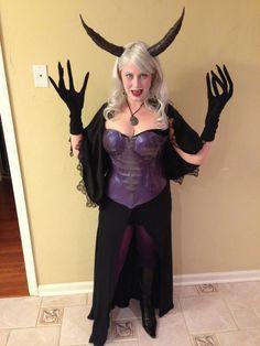 My demoness costume