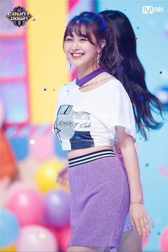 Twice-Jihyo 180412 Mnet MCountdown Nayeon, Extended Play, South Korean Girls, Korean Girl Groups, Twice What Is Love, Park Ji Soo, Sana Momo, Jihyo Twice, Twice Once