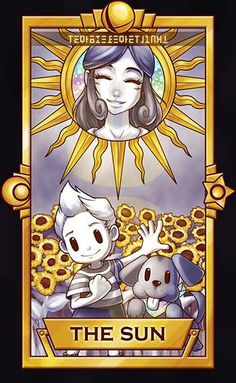 Lucas! ============================= For more Super Smash Tarot Cards,pleasethis deck for updates!  ==============================