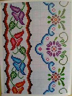 Butterfly Cross Stitch, Beaded Cross Stitch, Cross Stitch Rose, Cross Stitch Borders, Cross Stitch Flowers, Cross Stitch Designs, Cross Stitching, Cross Stitch Embroidery, Cross Stitch Patterns