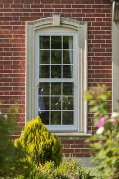 uPVC sliding sash windows, ideal for replacing old timber sash windows in West Midlands, Worcestershire, Warwickshire and Gloucestershire