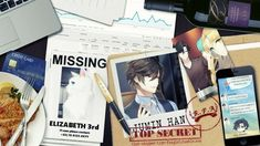 Discovered by Find images and videos about mystic messenger, jumin han and elizabeth on We Heart It - the app to get lost in what you love. Mystic Messenger Hourglass, Jumin Han Mystic Messenger, Messenger Pc, Fanart, Saeran, D Gray Man, Haha, Deviantart, Cards