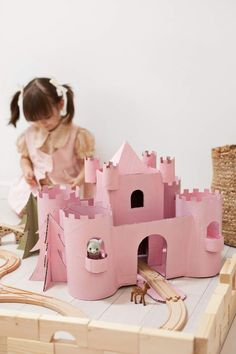 Build a Toy Castle f