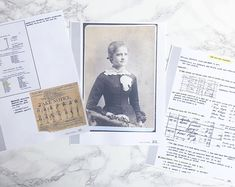 Check out our genealogy selection for the very best in unique or custom, handmade pieces from our shops. Adoption Records, Genealogy Forms, Family Genealogy, Voters List, Marriage Records, Bookmark Template, Class Pictures, Family Organizer