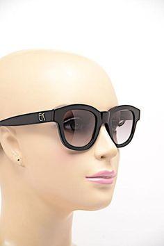 EK by Emmanuelle Khanh EK by Emmanuelle Khanh Paris Black Sunglasses