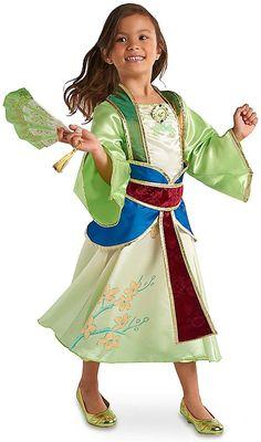 Mulan Costumes