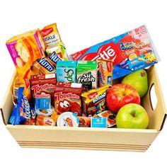 Ramadan Gifts, Diy Presents, Gift Baskets, Customized Gifts, Diy Room Decor, Christmas Diy, Apple, Fresh, Breakfast
