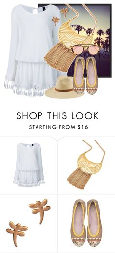 """""""On the Fringe"""" by shoppe23online on Polyvore featuring Alba Botanica and fringe"""