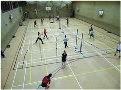 News from Ampleforth College!The first house Badminton tournament for 7 years took place this term in the St Alban Centre. The emphasis was inclusion and fun with competition as a by product. The result was a lot of fun and participation. Read more: http://www.college.ampleforth.org.uk/news/all/2014/house-badminton