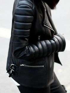 Leather jacket perfection