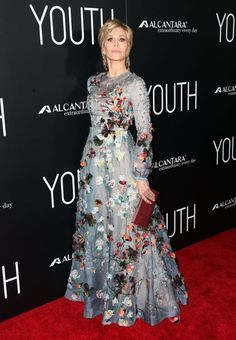 Fabulosas después de los sesenta.Jane Fonda