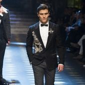 For their menswear show in Milan yesterday, Dolce & Gabbana assembled a dream-team of no less than 51 social influencers from all four corners of the world. Models, actors, singers, bloggers and Youtubers joined forces - as well as their colossal numbers of Instagram followers - to walk the runway for the Italian fashion house. With social media giants like Cameron Dallas and Lucky Blue Smith, Vogue Hommes just had to find out more about these fresh new faces that have already conquered t...