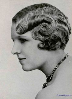 1932 hairstyle.