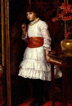 1879 Red sash - Brooks