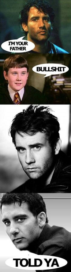 :P That awkward moment when Neville became the hottest...