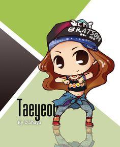 I Got A Boy Chibis - Girls Generation/SNSD Fan Art (33288676) - Fanpop fanclubs