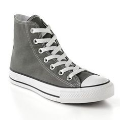 050a4412f0e Converse All Star High-Top Sneakers - Gray - I now OWN these Chuck Taylors