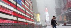 U.S. blizzard to cause multi-billion dollar losses: report