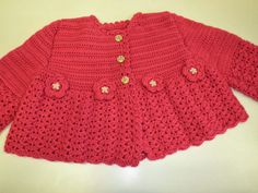 """Fun with the crochet"" (DATE LIFE SC): clothing for puppies or peludetes"