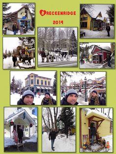 Holidays in Breckenridge Colorado! 25-30 Dic 2014