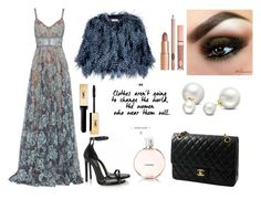 """""""Ready for fun"""" by susanazizumbo on Polyvore featuring Alexis, Mary Katrantzou, Chanel, Allurez and Dolce Vita"""