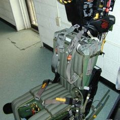 F-14A Ejection Seat