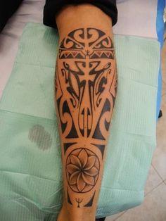 27b117eba Traditional African Tattoo Designs traditional african tattoo design ...  Leg Band Tattoos, Maori