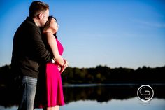 Lake Acworth Beach engagement photography by Christopher Brock - www.chrisbrock.org
