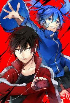 Mekaku City Actors - Shintaro  Ene.
