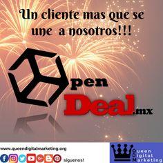 Seguimos creciendo!!!#gracias por #confiar en #queendigitalmarketing #socialmedia #marketing #digitalmarketing #instagram #instagood #instamood #marketingdigital #mercadotecnia #redessociales #paginasweb #webdesign #web #mexico #agencia #innovation #facebook #twitter #opendealmx www.queendigitalmarketing.org