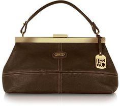 Bric's Cervo - Leather Satchel Bag - Polyvore