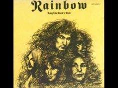 RAINBOW Rainbow eyes New Remaster HQ Studio R I P Ronnie & Cozy - YouTube