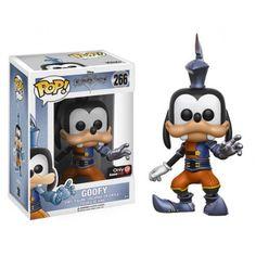 Funko Pop! Kingdom Goofy, Pateta, Kingdom Hearts, Gamestop Exclusive, Disney, Funkomania