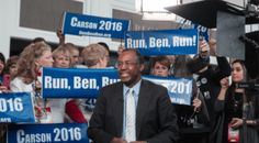 Ben Carson Wants To Fight ISIS By Putting American Troops On The Canadian Border