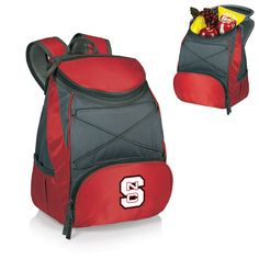Use this Exclusive coupon code: PINFIVE to receive an additional 5% off the North Carolina State University PTX Red Backpack Cooler Cooler at SportsFansPlus.com
