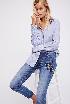 Beau Boyfriend Jeans