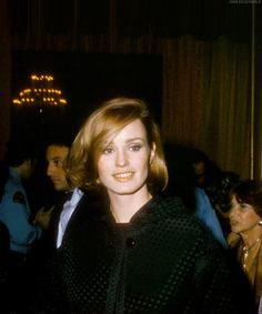 Jessica Lange | The 34th Annual Golden Globe Awards (1977)