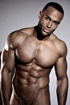 Daniel Louisy, British fitness model