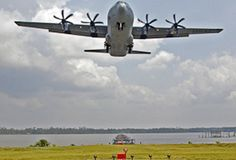 ten Lockheed-Martin WC-130J aircraft and crews are part of the 403rd Wing, based at Keesler Air Force Base in Biloxi, Mississippi.