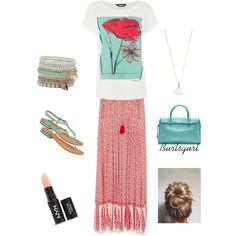Modest 97 by burlsgurl on Polyvore featuring polyvore, fashion, style, Weekend Max Mara, Zara, maurices, Tiffany & Co., Accessorize and ALDO