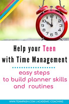 Planner use for students is critical to reduce stress in teens and tweens. Why won't they do it? Here are ways to help your child create plans and routines to track assignments and due dates. Marni Pasch - Academic Coach Team - Pasch Academic Coach Podcast School Counselor Gone Rogue www.teampasch.com