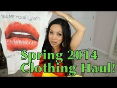 Forever 21 & Target Spring 2014 Clothing Haul! - itsjudytime